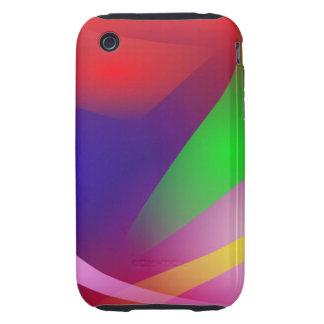 Strong Colors Tough iPhone 3 Case
