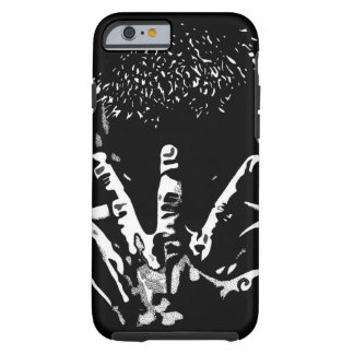 Strong hands phone case