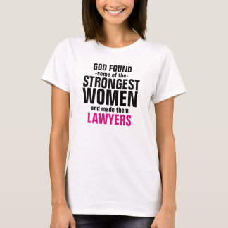 Strong Lawyers T-Shirt