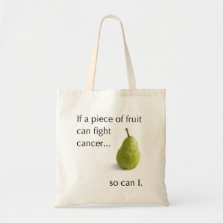 Stronger Than Cancer Budget Tote Bag