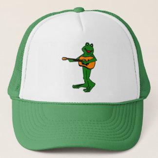 Strumming Fred Trucker Hat
