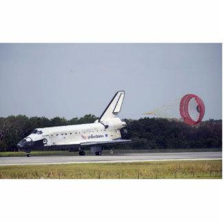 STS-124 Landing Photo Cutout