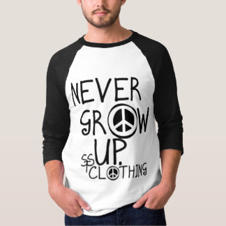 STS Never Grow Up T-Shirt
