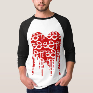 STS Quiet Screams Heart T-Shirt