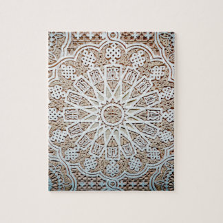 stucco-ceiling pattern jigsaw puzzle