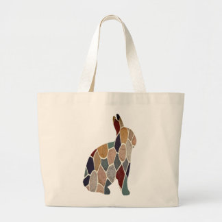 Stucco Wall Large Tote Bag