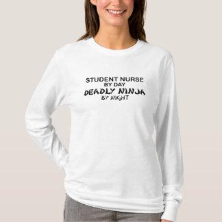 Student Nurse Deadly Ninja T-Shirt