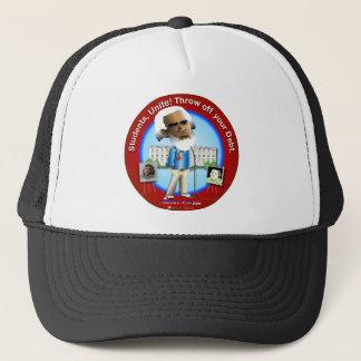Students, Unite! Throw off your Debt Trucker Hat