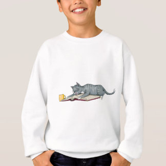 Study Cat Sweatshirt
