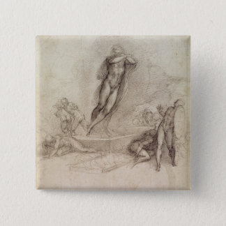 Study for an Ascension 15 Cm Square Badge
