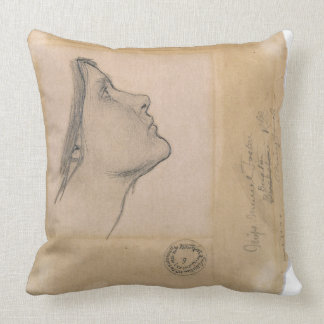 Study for 'Lamia', c.1904-05 (pencil on paper) Cushion