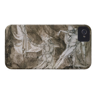 "Study for ""Saul and the Witch of Endor"" iPhone 4 Cases"