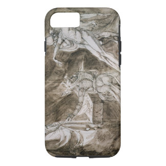 "Study for ""Saul and the Witch of Endor"" iPhone 7 Case"