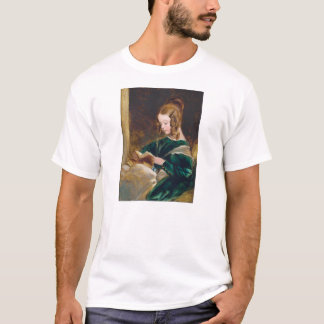 Study of Rachel Russell by Edwin Henry Landseer T-Shirt
