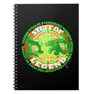 Stuff of Legend Spiral Notebook