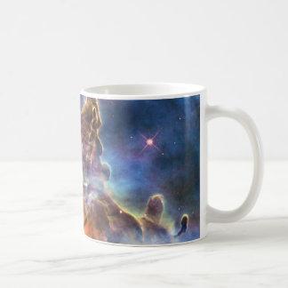 Stunning Nebula Space Astronomy Science Photo Basic White Mug