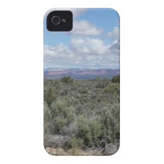 Stunning Utah desert and sky iPhone 4 Covers