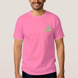 Sturgeon Embroidered T-Shirt