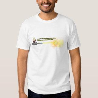 Sturgeon's Law - Evil PhD White T-shirt, Men's T Shirt