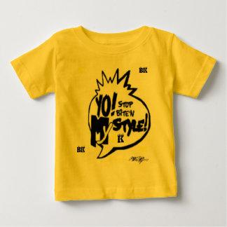 STYLE, Brooklyn $W@G$$$ Baby T-Shirt