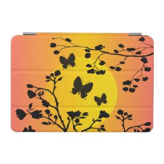 Stylish Butterflies at Sunset iPad Mini Cover