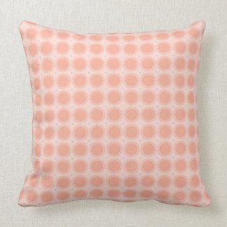 Stylish-Peach-Mod-Sun-Rise-_Indoor_Outdoor Cushion