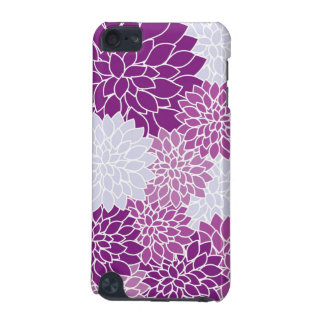 Stylish pink flower Case iPod Touch (5th Generation) Cover