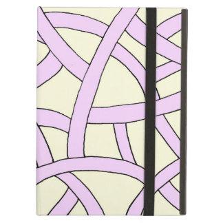 Stylish stripes fantasy cover for iPad air