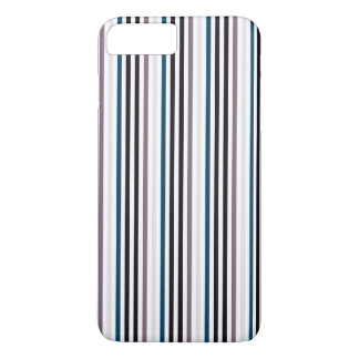 Stylish Stripes iPhone Case in neutral tone