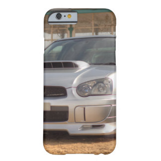 Subaru Impreza STi - Body Kit (Silver) Barely There iPhone 6 Case