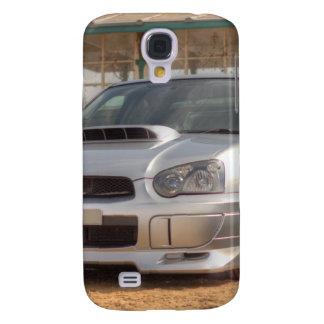 Subaru Impreza STi - Body Kit (Silver) Galaxy S4 Case