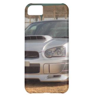Subaru Impreza STi - Body Kit (Silver) iPhone 5C Case