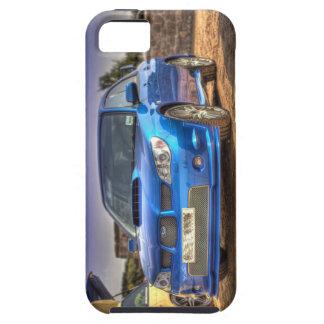 "Subaru Impreza STi ""Hawkeye"" in Blue Case For The iPhone 5"