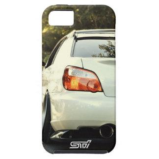 Subaru Impreza STi iPhone 5 Covers