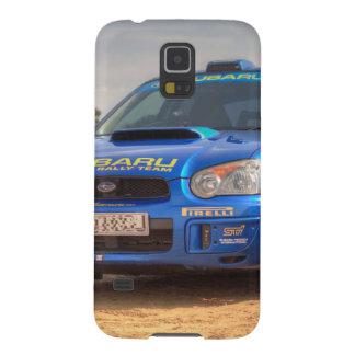 Subaru Impreza STi SWRT Stickers Galaxy S5 Covers