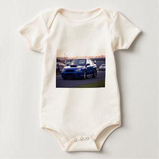 Subaru Impreza WRX STi Baby Bodysuit