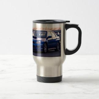 Subaru Impreza WRX STi Stainless Steel Travel Mug