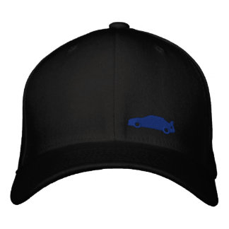 Subaru Wrx car silhouette hat Embroidered Baseball Cap