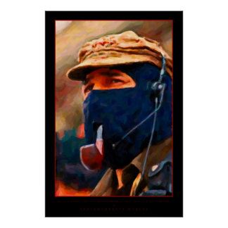 Subcomandante Marcos Poster
