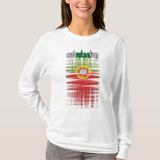 subMISSion Portugal white T-Shirt