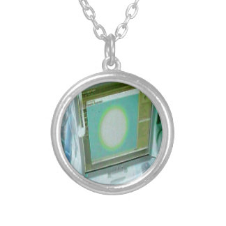SubSpace Collective Round Pendant Necklace