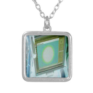 SubSpace Collective Square Pendant Necklace