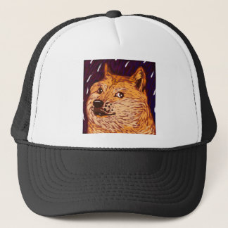 Such Moon, Many Star by Vincent van Doge Trucker Hat
