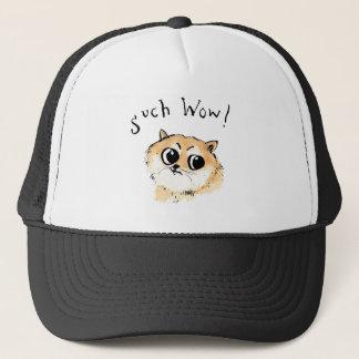 Such Wow! Doge Meme Trucker Hat
