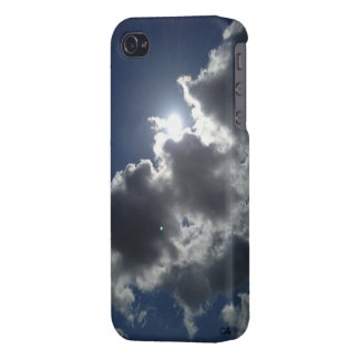 Suffolk Sky Phone Case Cases For iPhone 4