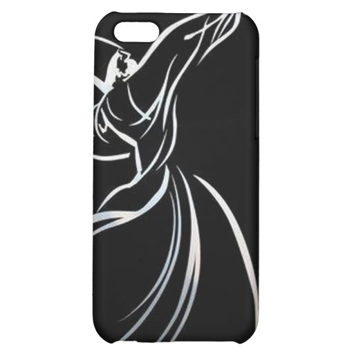 Sufi Whirling iPhone 5C Cases
