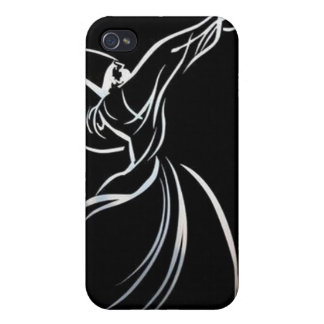 Sufi Whirling Cover For iPhone 4