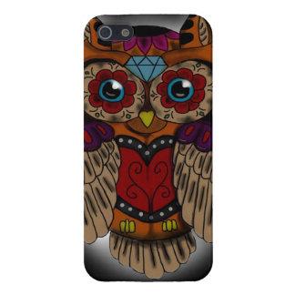 SUGAR OWL iPHONE 5 CASE