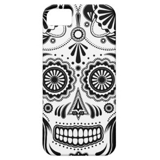 Sugar Skull Art Day of the Dead iPhone5 Case