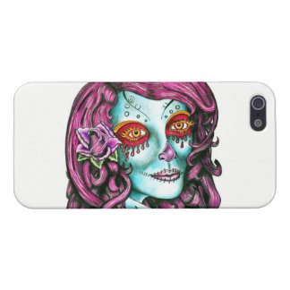 Sugar Skull Case For iPhone 5/5S